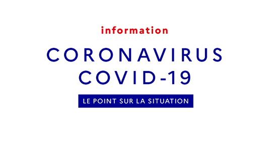 Informations Covid